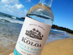 Koloa Rum at Mahaulepu, Kauai