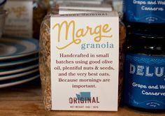 Marge Original Granola | watsonkennedy.com