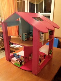The New Dollhouse | Do It Yourself Home Projects from Ana White