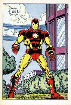 Iron Man - Mark Bright