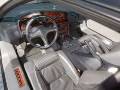 1993 Bugatti EB110 GT - Interior