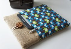 Eco-Friendly Cute iPad Cover