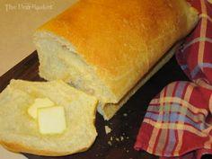 The Hen Basket: Easy Homemade Bread