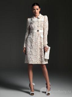 Коллекция одежды Blumarine осень-зима 2012-2013