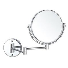 Glimmer Nameeks AR7707-CR-3x Wall Mounted Makeup Mirror, 5' L x 8' W * You can find out more details at the link of the image. (This is an affiliate link) #Mirrors
