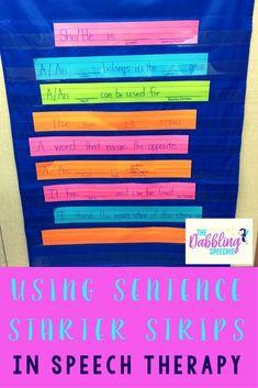 create visual senten