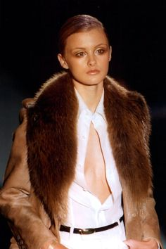 Tom Ford for Gucci's Best Runway Moments - Tom Ford to Return to Gucci?