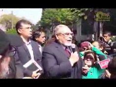 Martí Batres y Bernardo Bátiz entregan denuncia a PGR #CongresoPopular #...