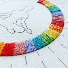 Hand Embroidery Kits, Embroidery Sampler, Modern Embroidery, Embroidery Hoop Art, Craft Kits, Diy Kits, Meditation Gifts, Yoga Gifts, Needle Felting