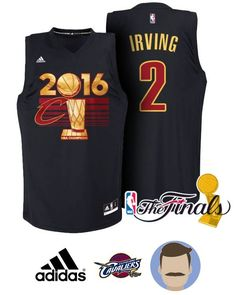 Shop JR Smith Cleveland Cavaliers 2016 NBA Finals Champions Black Jersey  Lastest black 973e76699