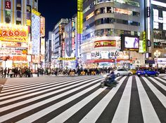 "Electric Akihabara:  With lights that live up to its ""electric town"" nickname, the Akihabara neighborhood draws electronics and games enthusiasts to its central Tokyo location. Here, you can browse stocks of anime side by side with ardent devotees or brave the noise and stimulation of a pachinko arcade. Nearby Kanda Myojin is an ancient Shinto shrine that provides a peaceful respite from the madness."