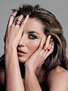 Gisele Bundchen Gets Intimate With Inez & Vinoodh For Vogue Brazil May2015 - 3 Sensual Fashion Editorials | Art Exhibits - Women's Fashion & Lifestyle News From Anne of Carversville