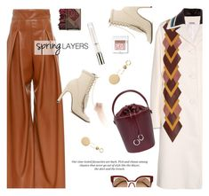 """""""#BasketBags"""" by imurzilkina ❤ liked on Polyvore featuring Miu Miu, Sergio Rossi, Cafuné, Bobbi Brown Cosmetics, H&M, Chloé and basketbags"""
