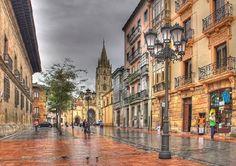 Asturias, España: Catedral de Oviedo