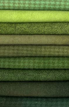 Green With Envy Wool Pack
