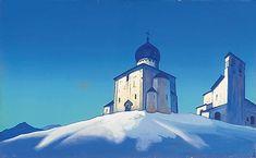 St. Sergius Kapelle
