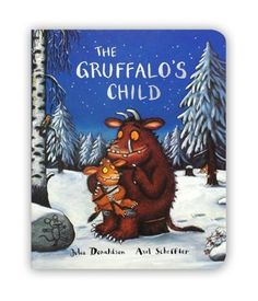 The sequel to the bestselling THE GRUFFALO, now available in brand new, easy to handle, board book format for even the youngest children to enjoy! One dark night the Gruffalo''s child disobeys her father''s warnings and ventures out into the snow. After all, the Big Bad Mouse doesn''t really exist . . . does he? The Gruffalo''s Child is the much-loved sequel to Julia Donaldson and Axel Scheffler''s bestselling phenomenon, The Gruffalo.