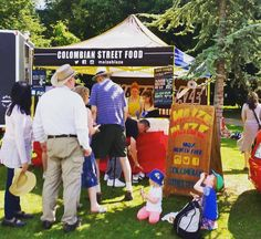 What a glorious day in Surrey!  Thanks to @EatFoodFest for having us. #free #festival #familydayout #glutenfree #blog #foodbloglondon #foodlovers #soldout #tradercomrades