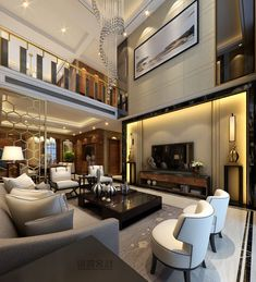 Home decoration allows you to create luxury yet modern interior design projects. Living The Laptop Lifestyle and learning how to make good money online from home .Click the pin link to learn Luxury Homes Dream Houses, Dream House Interior, Dream Home Design, Modern House Design, Luxury Interior Design, Luxury Home Decor, Floor Design, Luxury Living, Home Living Room