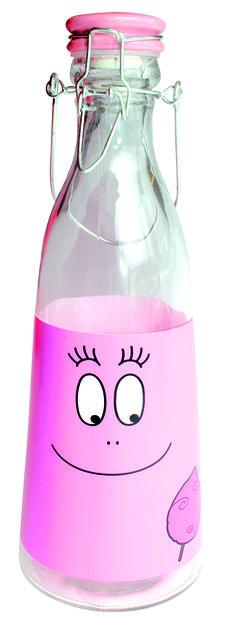 Barbapapa Milchflasche