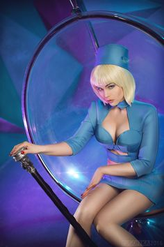 VIP Stewardess - Fifth Element, photo by Pugoffka