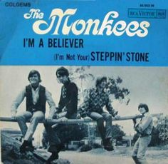 I'm A Believer - The Monkees free piano sheet music and downloadable PDF.