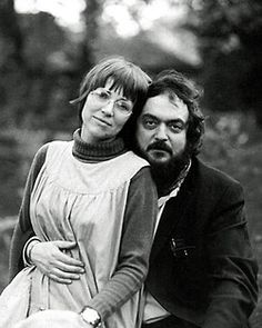 Christiane Kubrick and Stanley Kubrick