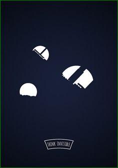 Affiches minimaliste - Titanic  Adri Bodor et Mark Szulyovszky