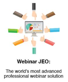Webinar JEO Special Launch Offer Product Launch, Marketing