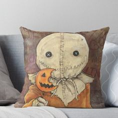 TRICK OR TREAT SAM INSPIRED PILLOW CASE NEW!