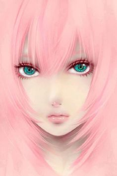 Megurine Luka - E.T.  [CLICK pin for music via youTube]