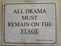 My school drama department  needs this on occasion;) but who doesn't?