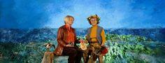 Lämmin rakkaustarina ehtymättömästä uteliaisuudesta ja elämänilosta. Kaksi naista ja meri on kantaesitys Tove Janssonin elämäkerrallisia aineksia sisältävän novellikokoelman Rent Spel (1989) pohjalta. Dramatisointi on palkitun näytelmäkirjailija Pipsa Longan käsialaa. Kantaesitys Lahden kaupunginteatterissa jatkuu syksyllä 2015.