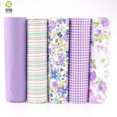 100% Tissus Cotton Fabric Telas Patchwork Fabric Fat Quarter Bundles Fabric  For Sewing DIY Crafts 4a35764fb5