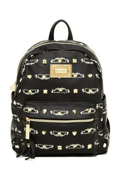 Studded Signature Mini Backpack