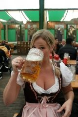 Smiling While Drinking: An Imp is listed (or ranked) 40 on the list The 100 Sexiest Dirndl Girls in Oktoberfest History Oktoberfest Party, Oktoberfest History, Oktoberfest Hairstyle, Munich Oktoberfest, Oktoberfest Outfit, Octoberfest Girls, Bourbon Beer, Bourbon Alcohol, Festivals