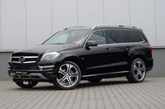 2013 Mercedes Benz GL Class   Power Diesel Edition | By BRABUS