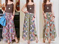 Stelan kulot batik - TAS CEWEK