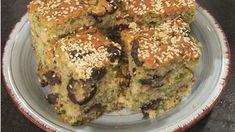 <p>Τη συνταγή μας την εμπιστεύτηκε η κ. Μαρία Αυξέντη απο την Κοφίνου.</p> Greek Recipes, My Recipes, Cooking Recipes, Vegan Vegetarian, Vegetarian Recipes, Home Bakery, Savoury Cake, Salmon Burgers, Sandwiches