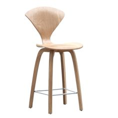 """Norman Cherner Style 25"""" Counter Chair Set of 2"""
