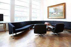 "Huge ""Decision"" sofa by FRITZ HANSEN, Denmark"