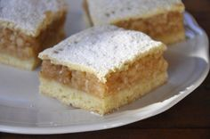 akkor Hungarian Desserts, Hungarian Recipes, Cooking Recipes, Healthy Recipes, Baking And Pastry, Winter Food, Vanilla Cake, Nutella, Cheesecake