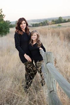 Mommy and Me Camo Legging - Ryleigh Rue Clothing by Modern Vintage Boutique