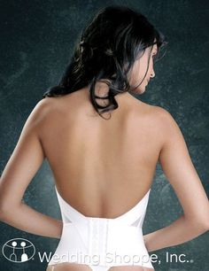 44cee39b2b607 Need to Know  What to Wear Under Your Wedding Dress