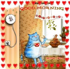 Follow @dumbosdiary for much more  http://dumbosdiary.com/good-morning-beautiful-gifs/