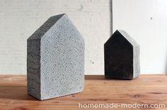 Objetos de concreto