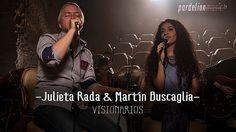 Julieta Rada & Martín Buscaglia - Visionarios (Live on PardelionMusic.tv)