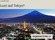 Reiseangebote Tokio