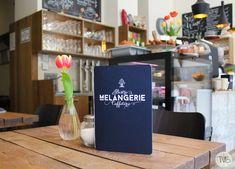 Vegan Frühstücken in Wien - Melangerie #FMA - Tschaakii's Veggie Blog Lokal, Vegan, Blog, Veggies, Lettering, Table Decorations, Traveling, Home Decor, Viajes
