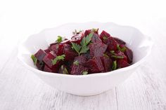 Learn how to make and prepare the recipe for Patzaria ke Ambelofassolia, also know as Greek style beets and greens with garlic sauce. Blue Zones Recipes, Zone Recipes, Cooking Recipes, Vegetable Dishes, Vegetable Recipes, Healthy Greek Recipes, Greek Vegetables, Greek Olives, Greek Cooking